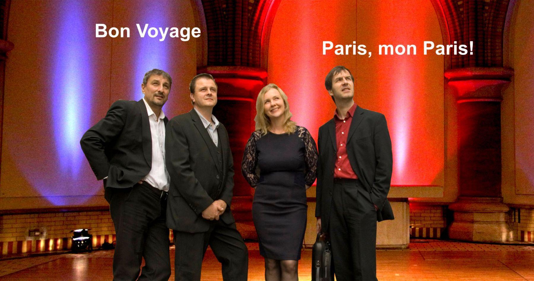tickets für bon voyage: paris, mon paris! am 14.08.2020